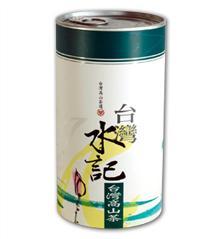 台灣水記-台灣高山茶