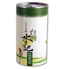 台灣水記-杉林溪高山茶