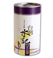 台灣水記-阿里山烏龍茶