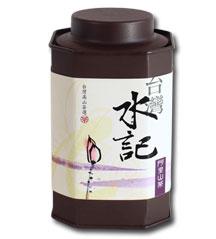 台灣水記-阿里山茶