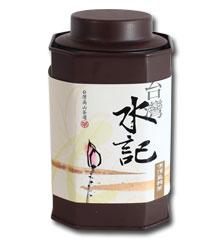 台灣水記-凍頂烏龍茶