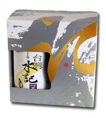 台灣水記-阿里山茶禮盒