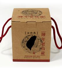 陳年老茶-陳年老烏龍(金牌獎)
