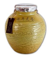 陳年老茶(甕)-三泰老武夷1