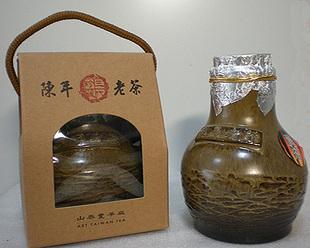 阿里山陳年老茶